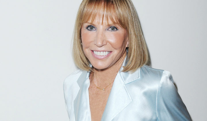 Leslie Charleson dropped to recurring status