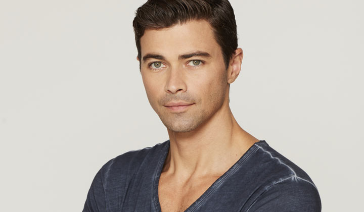 Matt Cohen returns to General Hospital