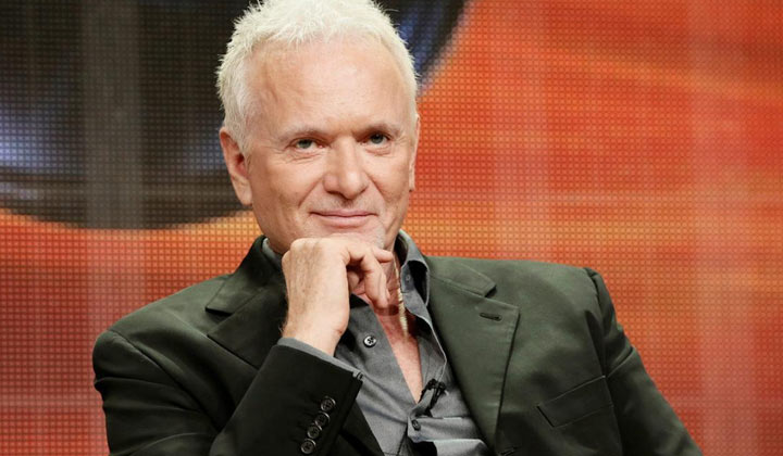 "GH's Anthony Geary regrets the ""combative"" nature he had while working"