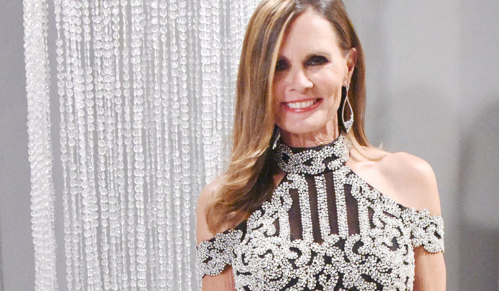 Heartbreak deterred General Hospital's Lynn Herring from taking a Days of our Lives role