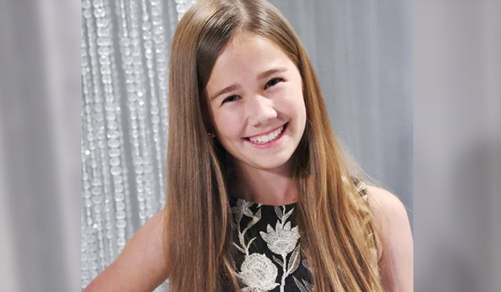 GH's Emma is back; Brooklyn Rae Silzer announces her return
