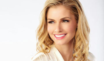 "GH's Brianna Brown ""overjoyed"" about the birth of her son"
