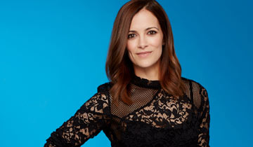 """It's heartbreaking"" for Rebecca Budig to say goodbye to GH"