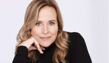Explosive story brings Genie Francis back to General Hospital