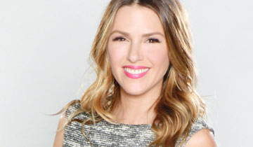 "Elizabeth Hendrickson exits General Hospital after ""incredible year"" playing Margaux"