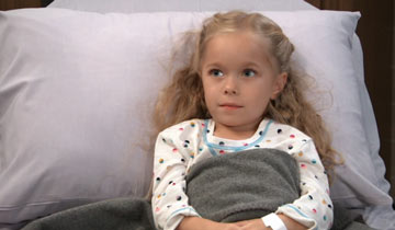 Meet Jophielle Love, the actress playing Finn and Hayden's daughter, Violet, on General Hospital