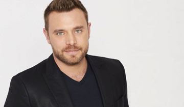 Billy Miller (ex-Billy, Y&R)  exits General Hospital -- but don't call it a goodbye