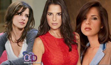 Kelly Monaco made a bold move to land her General Hospital role