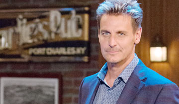 General Hospital's Ingo Rademacher opens up about anger issues and parenting