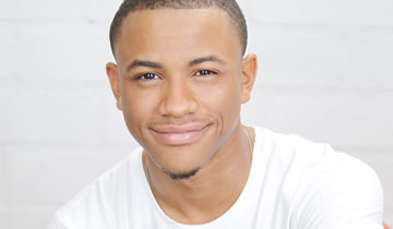 GH's Tequan Richmond lands lead role in Boomerang