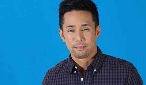 GH welcomes Parry Shen back as Brad Cooper