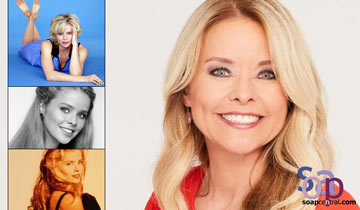 Kristina Wagner celebrates 35 years at General Hospital