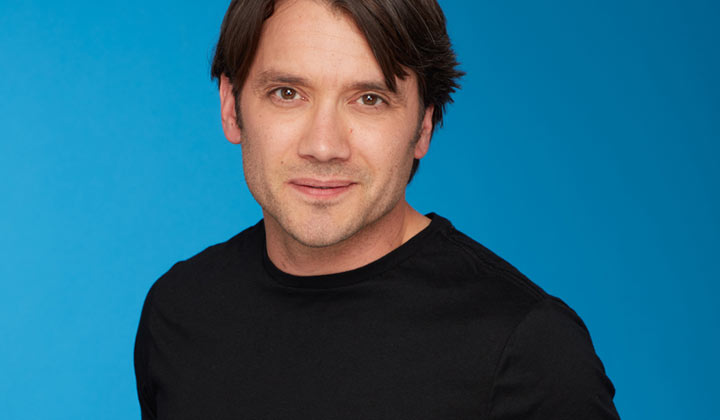 INTERVIEW: General Hospital star Dominic Zamprogna on his Emmy nomination, family drama, and Dante's return