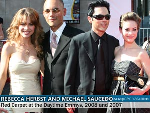 Rebecca Herbst marriage