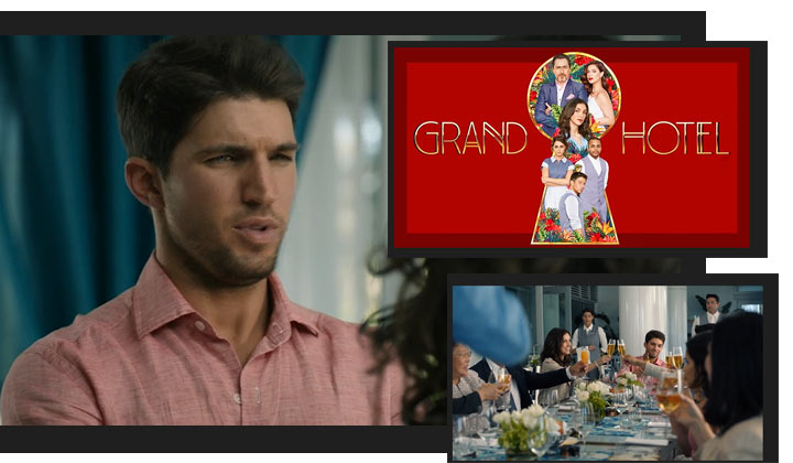 Grand Hotel, starring GH's Bryan Craig and Richard Burgi, gets premiere date
