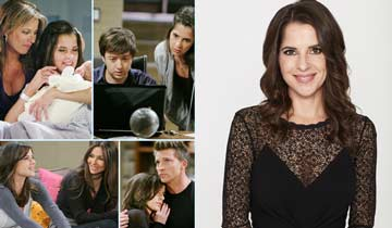 HAPPY ANNIVERSARY: Kelly Monaco celebrates 15 years at GH