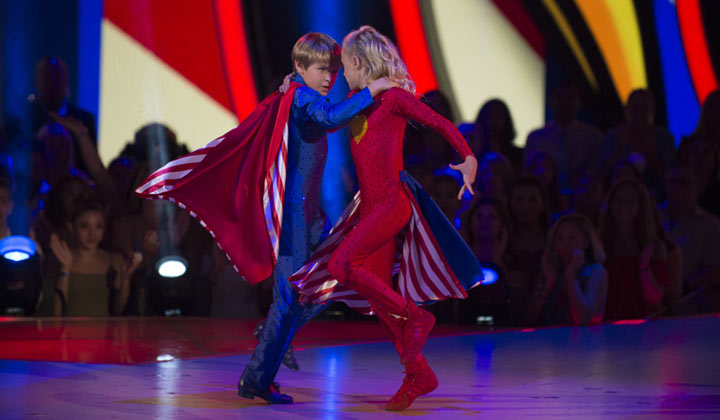 GH's Hudson West eliminated from Dancing with the Stars: Juniors