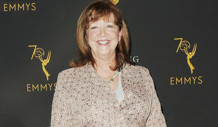 Nurse Mary Pat is back for GH's Halloween episodes