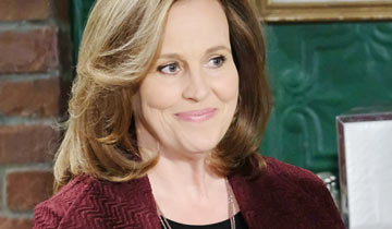 INTERVIEW: Genie Francis on why it's soooo good to be back at GH