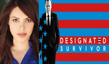 GH's Elena Tovar lands plum role on Designated Survivor