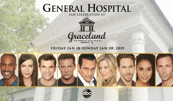 Graceland mansion to play host to General Hospital fan event