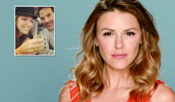 Best. Present. Ever. AMC/Y&R/GH's Elizabeth Hendrickson is engaged