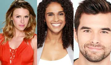 Three General Hospital stars announce their engagements!