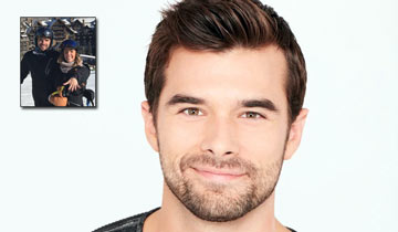 GH star Josh Swickard shares engagement news