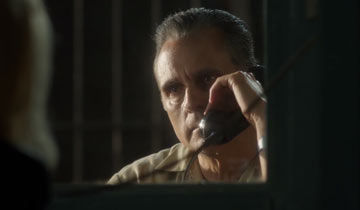 GH's Maurice Benard plays tough dad in trailer for Victoria Gotti: My Father's Daughter