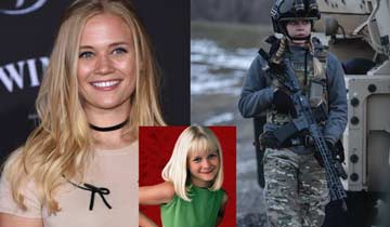 Port Charles and General Hospital alum Carly Schroeder enlists in the Army
