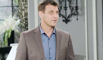 Ingo Rademacher (ex-Thorne) back on set at GH, teases big changes ahead for Jax