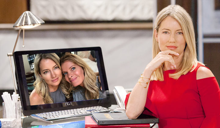General Hospital releases first airdate and photos of Cynthia Watros as Nina Reeves