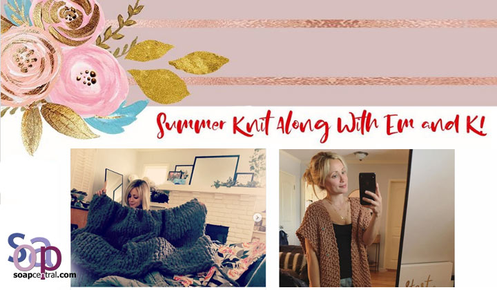 Join GH gals Emme Rylan and Kirsten Storms for a fun summer project