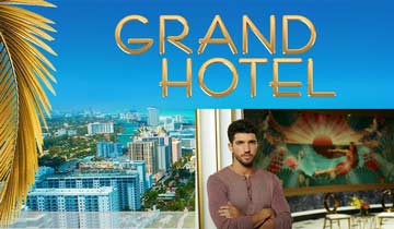 Bryan Craig dishes on why GH fans will love Grand Hotel