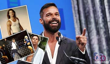 General Hospital alum Ricky Martin is expecting baby #4