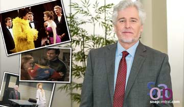 INTERVIEW: Michael E. Knight dishes on his new General Hospital character, Martin Gray