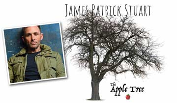 General Hospital's James Patrick Stuart drops his first album, titled The Apple Tree