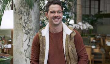 Hallmark's Christmas at the Plaza with General Hospital's Ryan Paevey tops cable ratings this Thanksgiving