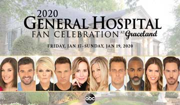 General Hospital stars set for second fan event at Graceland