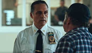 OLTL's Tobias Truvillion, GH's Maurice Benard star in Equal Standard, a drama that focuses on police brutality