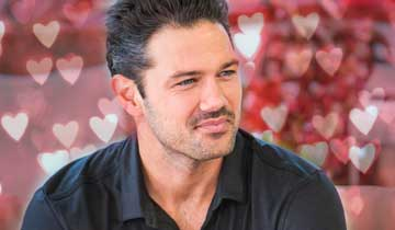General Hospital's Ryan Paevey brings romance in Hallmark film Matching Hearts