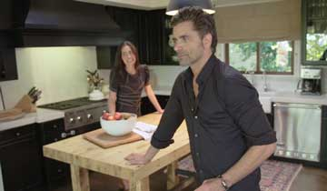 Take a virtual tour of GH alum John Stamos' house