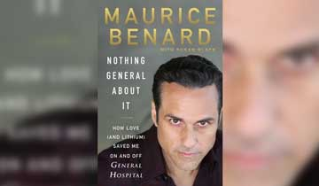 AMC vet Maurice Benard's memoir has been released, actor shares more about his struggle with bipolar disorder