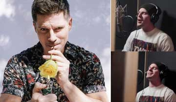 "General Hospital's Robert Palmer Watkins signs record deal under the name ""Palmer"""