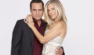 General Hospital dedicates week to Sonny and Carly's epic romance