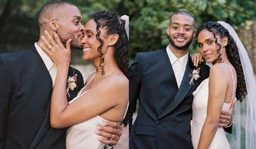 General Hospital star Briana Nicole Henry weds musician Kris Bowers