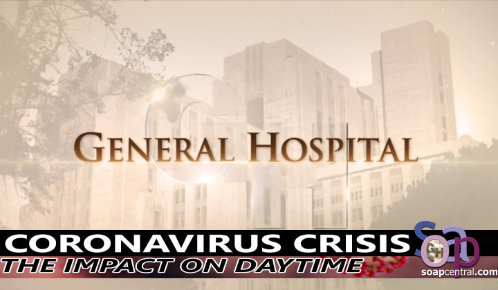 General Hospital hopes to resume production in mid-July