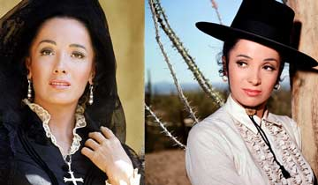 IN MEMORIAM: Linda Cristal, who played GH's Dimitra Antoinellel has passed away at age 89