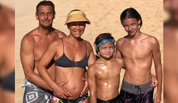 Baby number three for GH's Ingo Rademacher