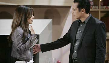 GH's Vanessa Marcil expresses enthusiasm for steamy Sonny and Brenda reunion